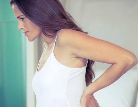Maux de dos chez la femme enceinte